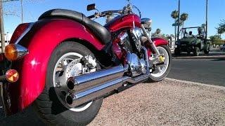9. HONDA Bikes: Honda Stateline ABS VT1300CRA