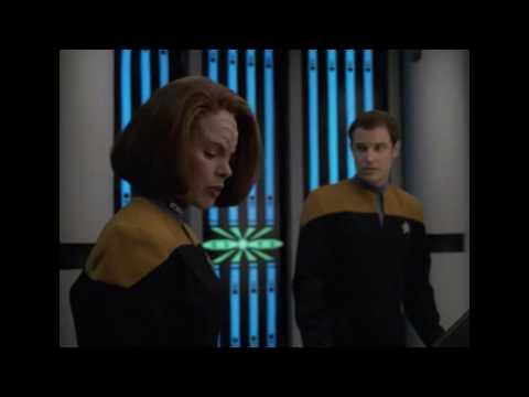 Star Trek Voyager: 'Drone', Ensign Mulcahey