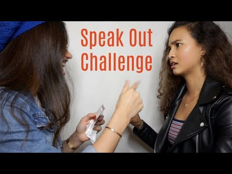 Funny birthday wishes - SPEAK OUT CHALLENGE // FUNNY