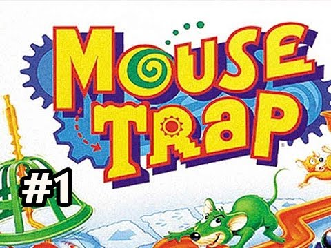 Mouse Trap Board Game w/Nova & Company Ep.1 Video