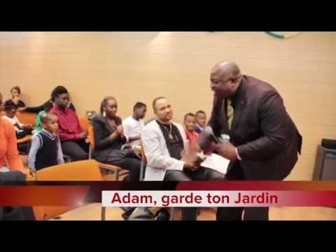 Pasteur Schekina Tolenga - Adam, garde ton Jardin