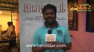 Rajapandi at Aivaraattam Audio Launch