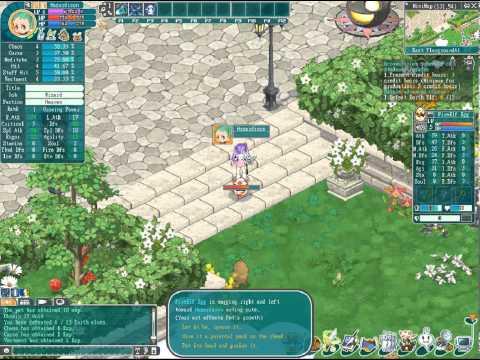 Angels Online Gameplay Part 4
