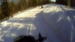 5. 2010 CSR UP Snowmobile Trip Pt2