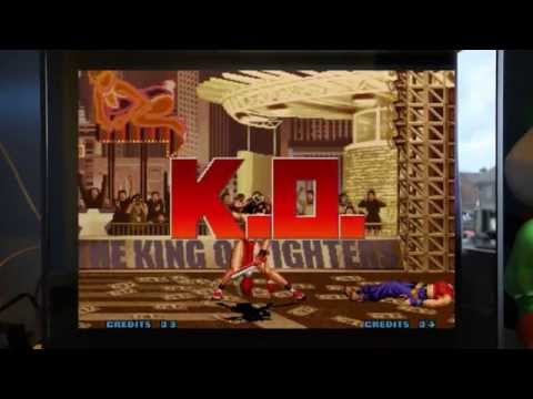 the king of fighters 2001 plus rom neo geo