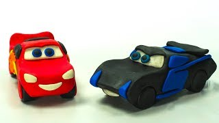 Video LIGHTNING Strikes ⚡️  Lightning McQueen Jackson Storm In the Make Play Doh Cartoon STOPMOTION CARS⚡️ MP3, 3GP, MP4, WEBM, AVI, FLV Februari 2019