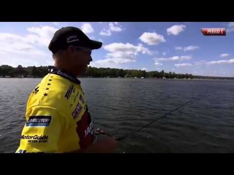 Jeff Kriet & The Sunbather – Major League Fishing 2014