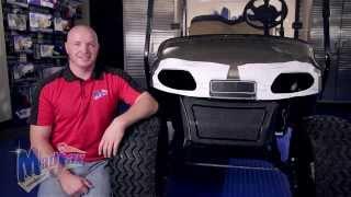 3. Light Kit will fit *E-Z-GO®  *Freedom *TXT®  | How to Install Video | Madjax® Golf Cart Accessories