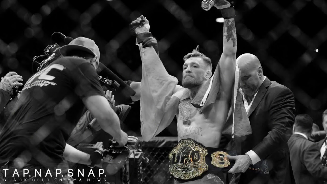 Conor McGregor Highlight