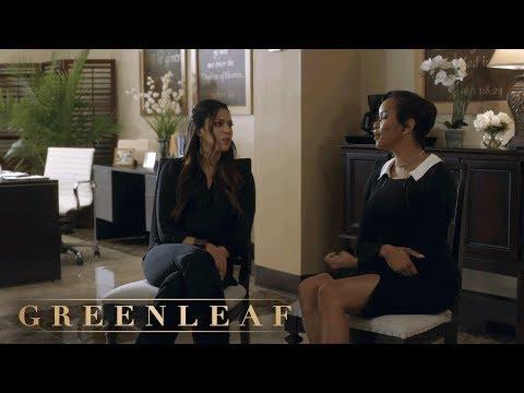 Grace Questions Rochelle About Her Past | Greenleaf | Oprah Winfrey Network