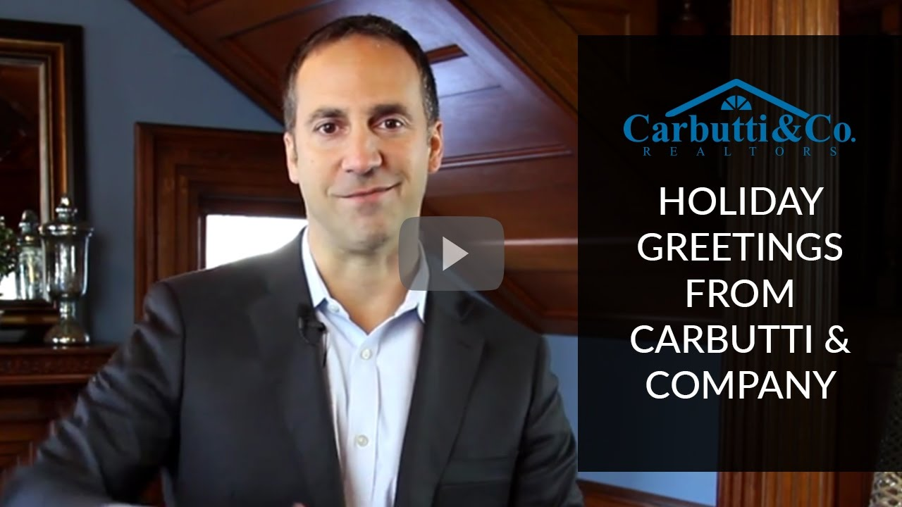 Holiday Greetings from Carbutti & Company
