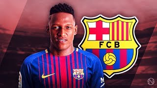 Download Video YERRY MINA - Welcome to Barcelona - Elite Defensive Skills, Passes & Goals - 2017 (HD) MP3 3GP MP4