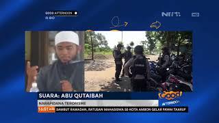 Video Rekaman Suara Latar Belakang Pembangkangan Napi Teroris MP3, 3GP, MP4, WEBM, AVI, FLV Mei 2018