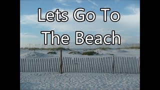 My 1st video plus beach Boat races with relaxing surf sounds after by Louisiana Cajun Recipes