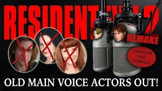 New Voice Actors Are Being Hired For RE2 RemakeClaire, Leon, Ada & Others will have new voicesSubscribe: https://goo.gl/HAvfDUWith recent news that Capcom will not be hiring unionized voice actors for the new RE2 Remake game, it looks as if a new crop of voices will be taking over the classic lines of the classic characters from Resident Evil 2. The original voices of Claire Redfield (Alyson Court), The current voice of Leon Kennedy (Matt Mercer) and Ada Wong (Courtney Taylor) have all stated they will not be returning to voice their characters for the remake. Let's take a look at what this means for the remake of the classic Resident Evil 2 remake.RELEVANT LINKSAlyson Court Youtube ► https://www.youtube.com/user/acourtroomVoice Actor Petition ► https://goo.gl/dyVWLJMatt Mercer Twitter ► https://goo.gl/uji4tvCourtenay Taylor Twitter ► https://goo.gl/1ZWdQuRESIDENT EVIL 2 REMAKESummary Of What We Know ► https://goo.gl/JNUyWYWhy Wasn't RE2 Remake At E3? ►  https://goo.gl/xd1yN4WHERESBARRY ON SOCIAL MEDIATwitter ► http://www.twitter.com/wheresbarryBFacebook ► http://goo.gl/nHTBQ9Instagram ►https://www.instagram.com/wheresbarrybMUSICI Knew a Guy by Kevin MacLeod is licensed under a Creative Commons Attribution license (https://creativecommons.org/licenses/by/4.0/)Source: http://incompetech.com/music/royalty-free/index.html?isrc=USUAN1100199Artist: http://incompetech.com/