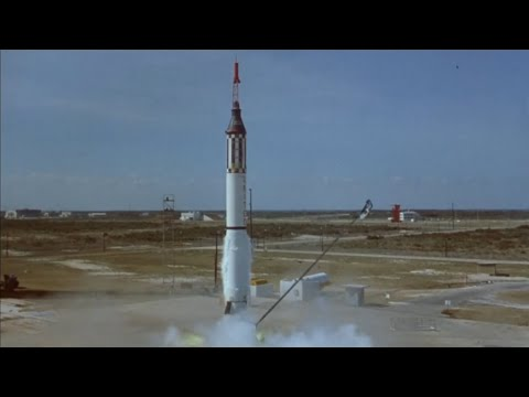 The Right Stuff 1983 Freedom 7 May 5 1961