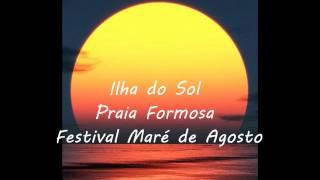 "Download Lagu Festival Maré de Agosto Ilha de Santa Maria Açores ""Spirit Cartazes"" Mp3"