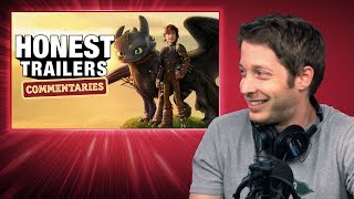 Honest Trailers Commentary - How to Train Your Dragon by Clevver Movies