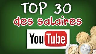 Dans cette vidéo vous allez voir le classement des 30 Youtubers français les mieux payés et apprendre à calculer le salaire d'un Youtuber de façon très précise ...