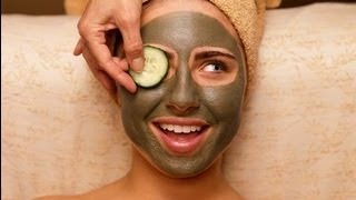 At Home Spa Day: DIY Hair Mask, Body Scrub, Face Mask, & Lip Scrub - YouTube