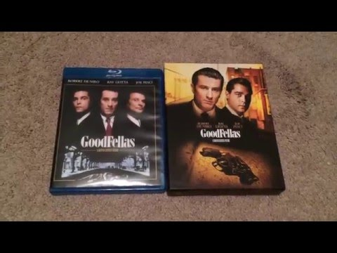Blu-ray Comparisons: Goodfellas