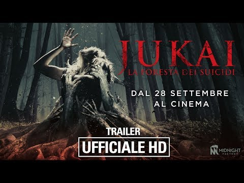 Preview Trailer Jukai - La foresta dei suicidi, trailer ufficiale italiano