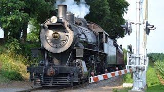 Strasburg (PA) United States  City pictures : Strasburg Rail Road N&W 475