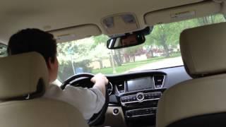 2014 Kia Cadenza Test Drive