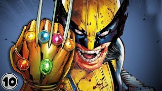 Video Top 10 Characters That Can Beat Thanos With The Infinity Gauntlet MP3, 3GP, MP4, WEBM, AVI, FLV Desember 2018