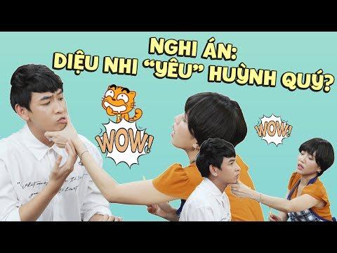 """Gia đình là số 1 phần 2 ep cut 72: Diệu Nhi bất ngờ thể hiện tình cảm khiến Huỳnh Quý """"sướng rơn"""" - Thời lượng: 12 phút."""