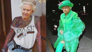 Video Strange Facts About Queen Elizabeth II MP3, 3GP, MP4, WEBM, AVI, FLV Februari 2018