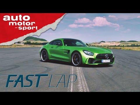 Mercedes-AMG GT R: Das Monster aus der grünen Hölle ...