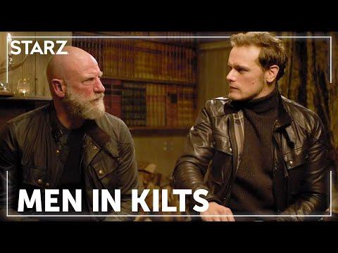 Men in Kilts | St. Andrew's Day | STARZ