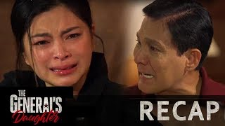 Video Rhian still loves Tiago after all the sacrifices she had done   The General's Daughter Recap MP3, 3GP, MP4, WEBM, AVI, FLV Mei 2019