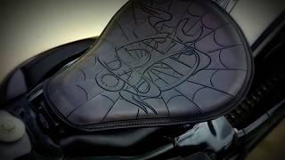 7. 2006 Honda Shadow VLX 600 Custom MotoMonster Bobber