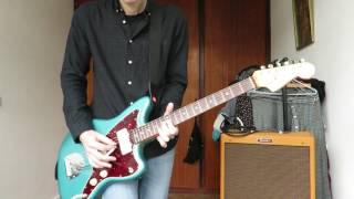 2005 Fender American Vintage Reissue 62 Jazzmaster in Ocean Turquoise Metallic (Curtis Novak pickups) Fender Blues Junior Special edition Lacquered Tweed (Jensen speaker) Ditto Looper/////listen and buy my last music here: https://sebastienduhamel.bandcamp.com/instagram: https://www.instagram.com/seb_thatgreen/soundcloud: https://soundcloud.com/that-greenfacebook: https://www.facebook.com/thatgreenlofi//////