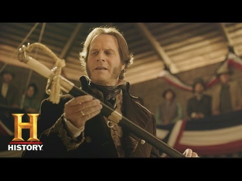 Texas Rising (Character Promo 'General Sam Houston')
