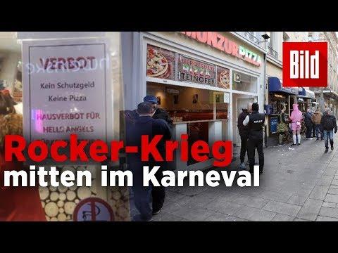 Reizgas-Anschlag in der Düsseldorfer Altstadt – 34 Me ...