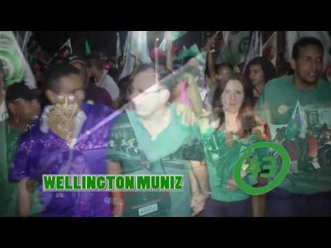 CARREATA WELLINGTON MUNIZ EM PALMEIRANDIA