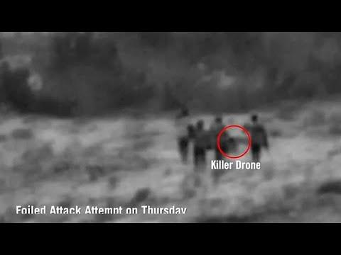 Το Ισραήλ εξολοθρεύει ντρόουν- «φονιάδες»