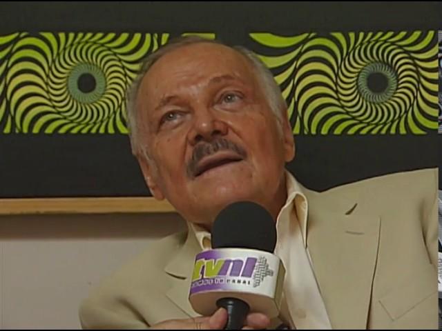 Entrevista a José Luis Cuevas