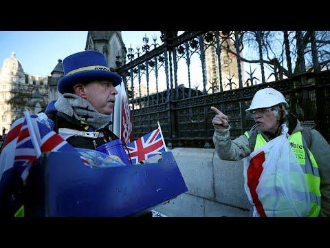 Μ. Βρετανία: Νέα κρίσιμη ψηφοφορία στο Κοινοβούλιο