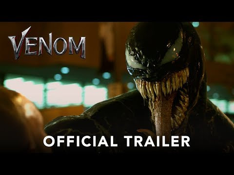 VENOM - Official Trailer (HD) (видео)
