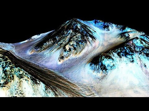 Νερό στον Άρη ανακάλυψε η NASA