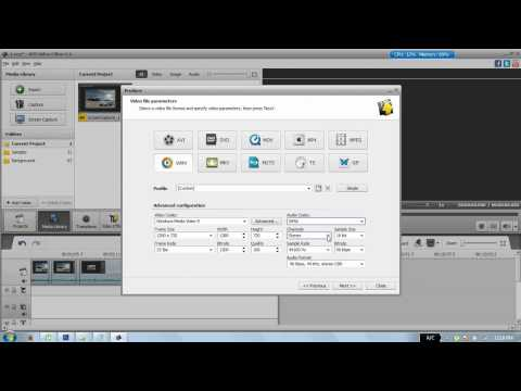 How to Export High Quality video in AVS Video Editor