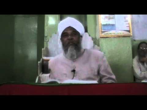 Dars e Quran By Dr Hafiz Shaikh Ahmed Mohiuddin Sharfi Sahab - 2nd March 2014