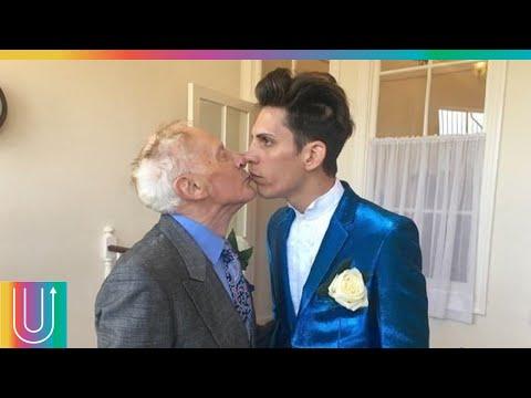 Descansa en paz el sacerdote que se casó con un chico 55 años más joven