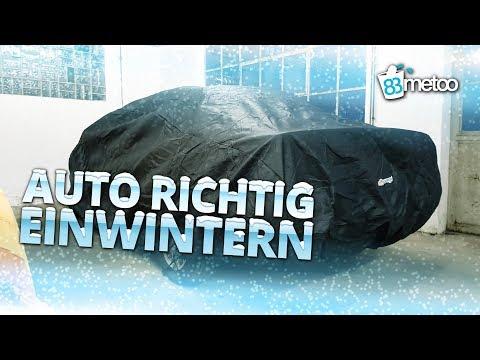 Auto richtig einwintern | BMW E36 Cabrio einmotten in 6 Schritten | Auto Winterschlaf Checkliste