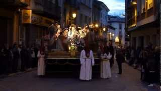 Jaca Spain  city pictures gallery : Holy week Procession in Jaca, Spain