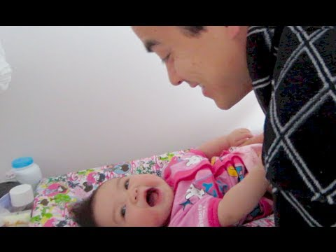 BABY'S FIRST WORD! - May 19, 2013 - itsJudysLife Vlog